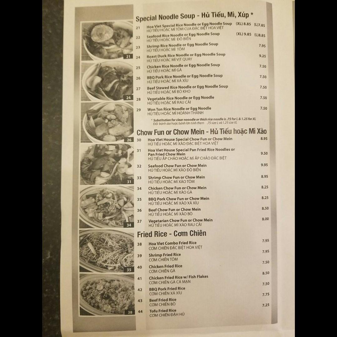 Pho Bac Hoa Viet Restaurant